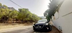 Femme médecin vend une jolie Mazda 3