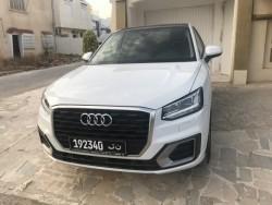 Audi Q2 Importé d'Allemagne Douane Payé
