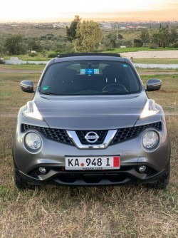 Nissan juke connect série 220