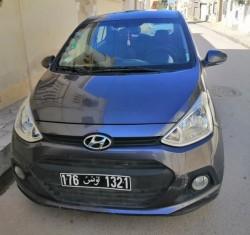 A vendre une voiture. HYUNDAI GRAND I10 1.2 GLS HG 1er main toutes options
