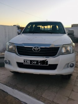 Hilux essence double pont jdida