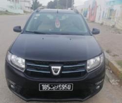 Voiture Dacia